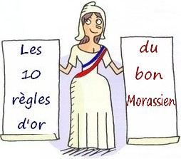 10 règles d'or du bon Morassien