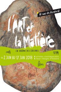 L'Art et La Matière 2018