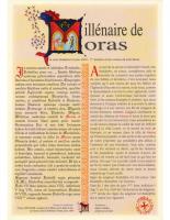Texte fondateur Moras 6 juin 1009